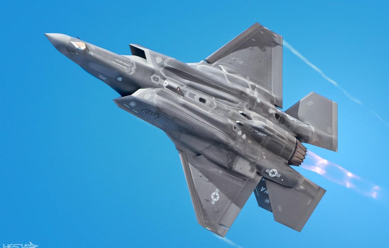 Обои истребитель, бомбардировщик, F-35, lightning ii. Авиация foto 12