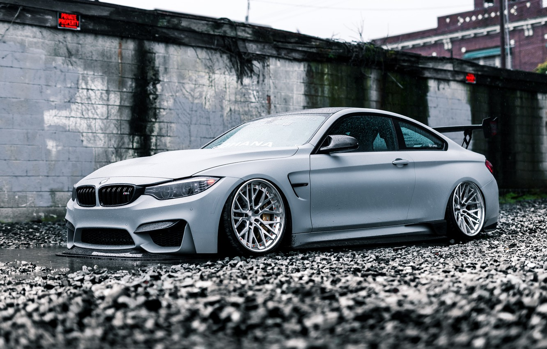 Фото обои BMW, БМВ, BMW M4, БЭХА