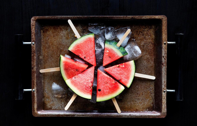 Обои напиток, стол, фрукты, цветы, фрукт дракона, апельсин, арбуз. Еда foto 14