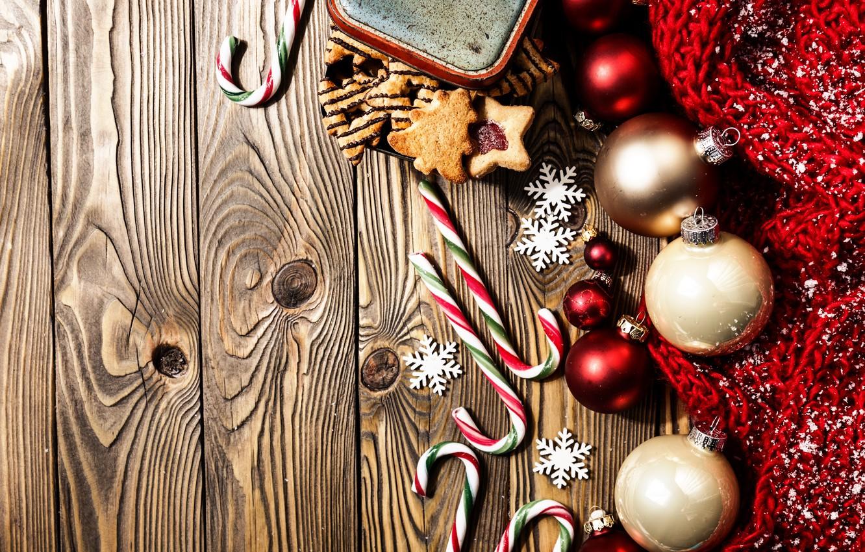 Фото обои украшения, шары, Новый Год, Рождество, Christmas, balls, wood, New Year, decoration, xmas, Merry