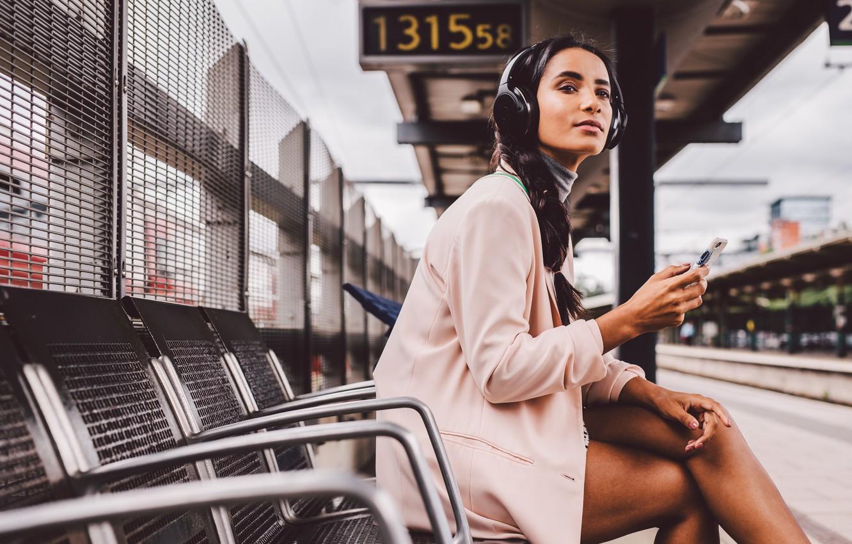 Фото обои Audio-Technica, беспроводные наушники, Bluetooth гарнитура, wireless noise-cancelling headphones, Audio-Technica ATH-ANC500BT