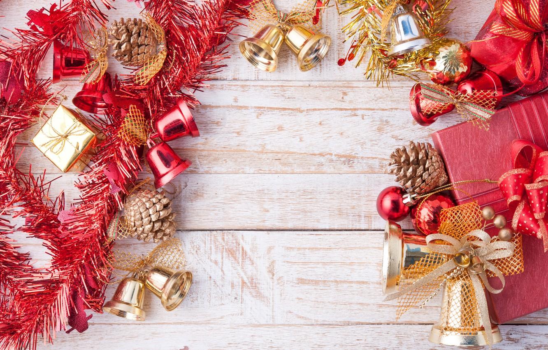 Фото обои украшения, Новый Год, Рождество, открытка, шаблон