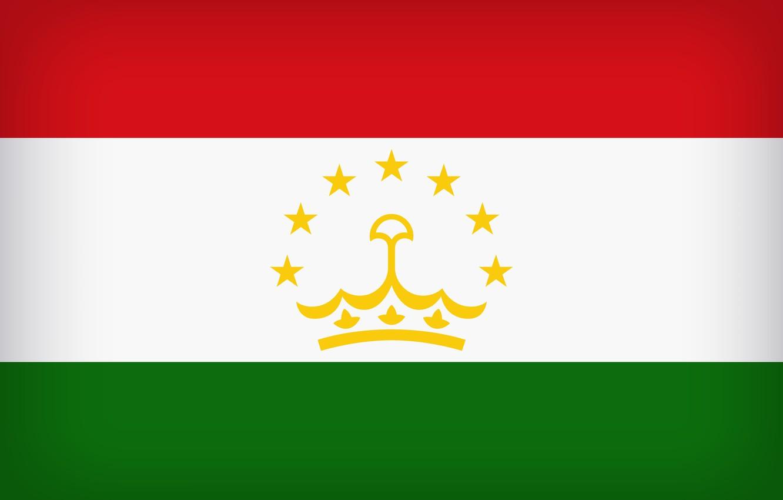 Фото обои Flag, Tajikistan, Tajik, Tajikistan Large Flag, Flag Of Tajikistan