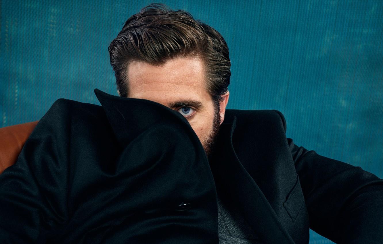 Фото обои глаз, актер, знаменитость, Jake Gyllenhaal