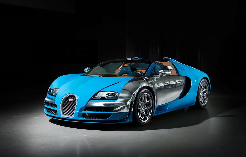 "Фото обои Roadster, Bugatti, Veyron, Grand Sport, 2013, ""Meo Constantini"""