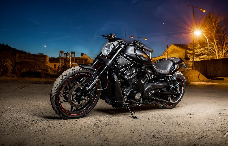 Фото обои Davidson, Harley, Harley Davidson