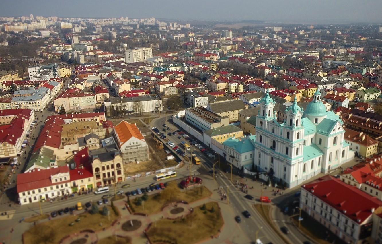 Фото обои Беларусь, гродно, панарама