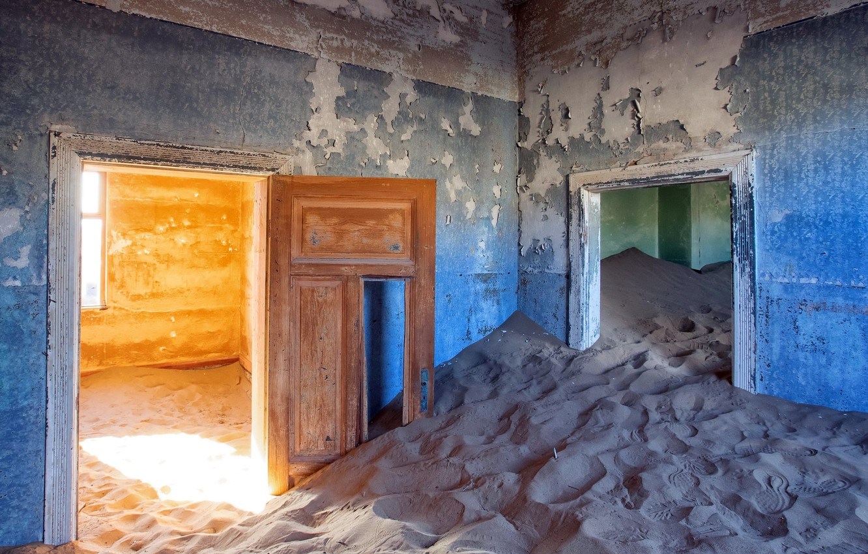 Обои Дверь, комната. Разное foto 9