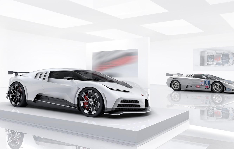 Фото обои машины, Bugatti, поколения, гиперкар, Centodieci