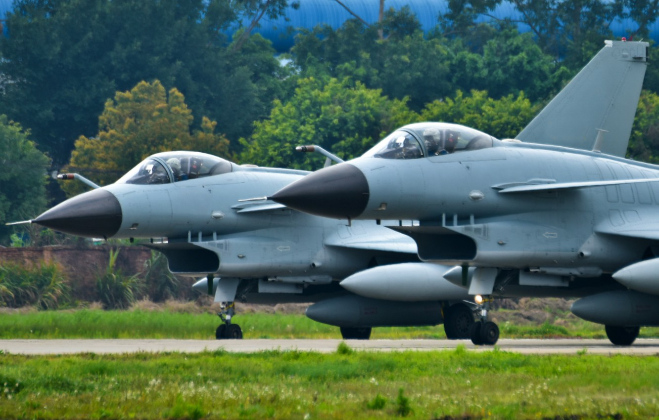 Фото обои fighter, weapon, airplane, jet, Chinese Air Force, J-10A