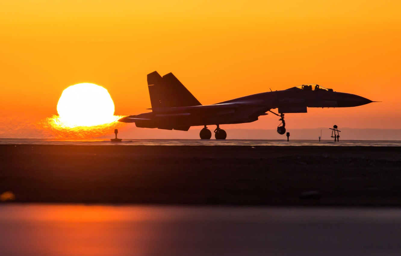 Фото обои fighter, weapon, jet, Su-27, Shengyang J-11, J-11, Chinese Su-27
