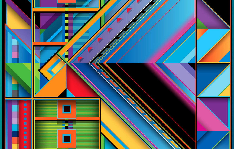 Обои фон, форма, Цвет. Абстракции foto 14