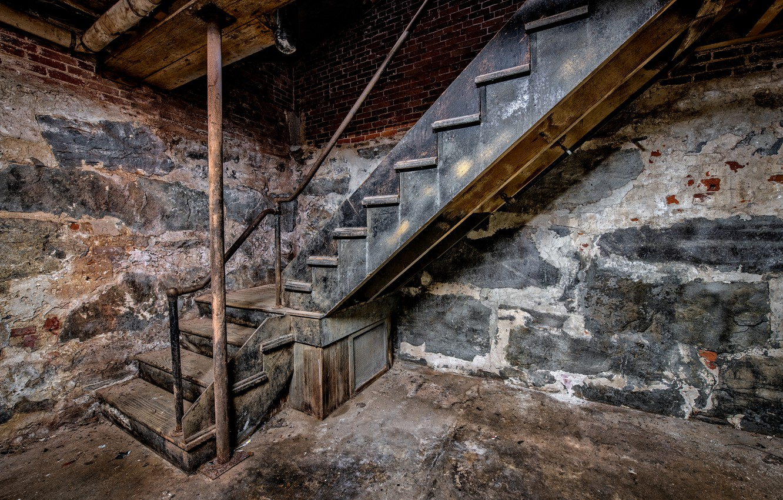 Фото обои фон, комната, лестница