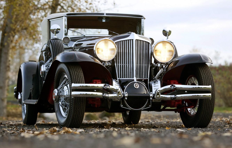 Фото обои машина, автомобиль, ретро автомобили, Cord L29