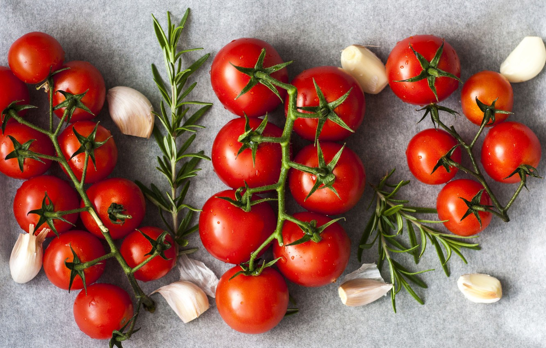 Обои makro, помидоры, еда, овощи, капли, стол. Еда foto 12