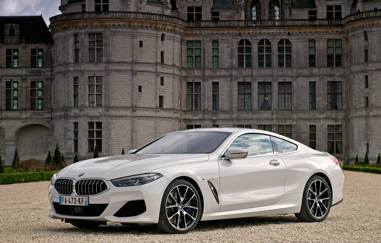 Фото обои BMW, 2018, xDrive, M Sport, 8-Series, 840d, BMW 840d xDrive M Sport 2018