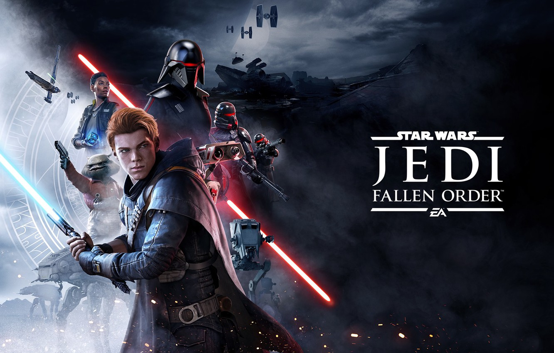 Фото обои Electronic Arts, Respawn Entertainment, Star Wars Jedi: Fallen Order