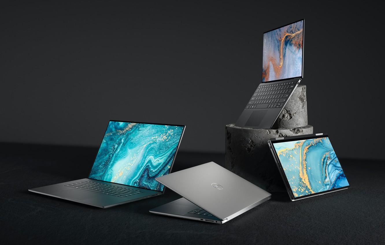 Фото обои Computer, Ios, Dell Xps 15, Ultrabook
