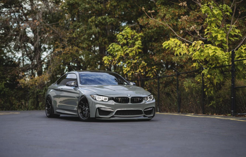 Фото обои BMW, Sight, Graphite, LED, F83, M4