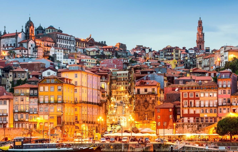 Обои Португалия, старый город, порто. Города foto 14