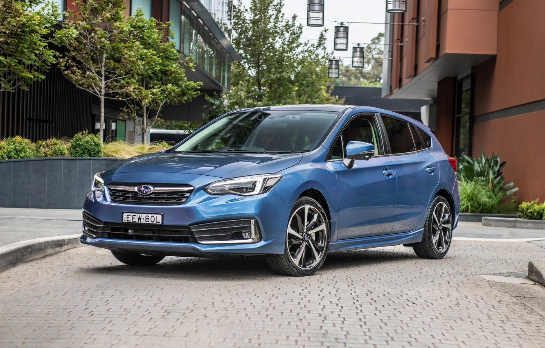 Фото обои Subaru, Impreza, 2020