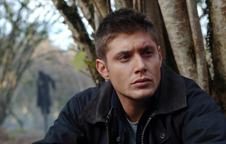 Фото обои сериал, Дин, Supernatural, Сверхъестественное