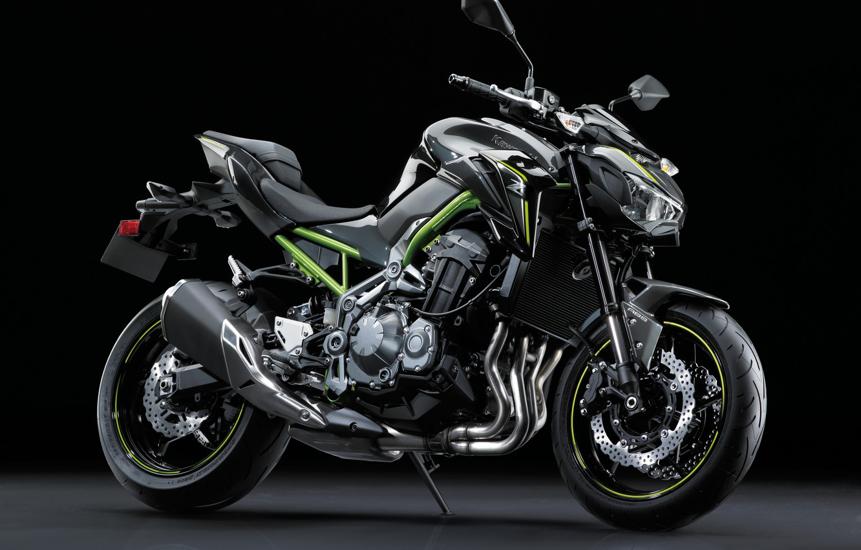 Фото обои Kawasaki, Z900, 2017-19