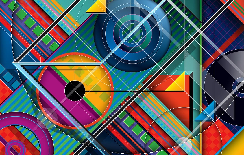 Обои фон, форма, Цвет. Абстракции foto 12