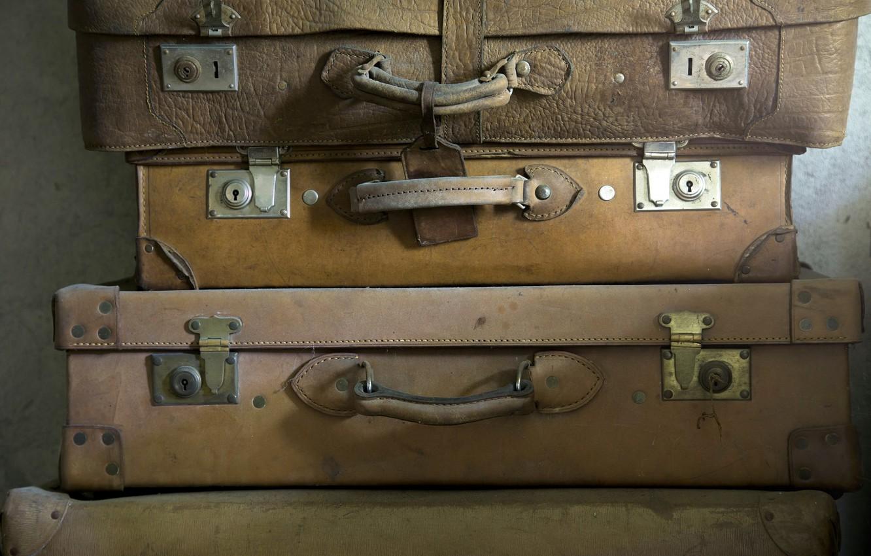 Обои чемодан. Разное foto 9