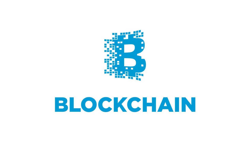 Фото обои белый, фон, голубой, white, blue, fon, blockchain, блокчейн
