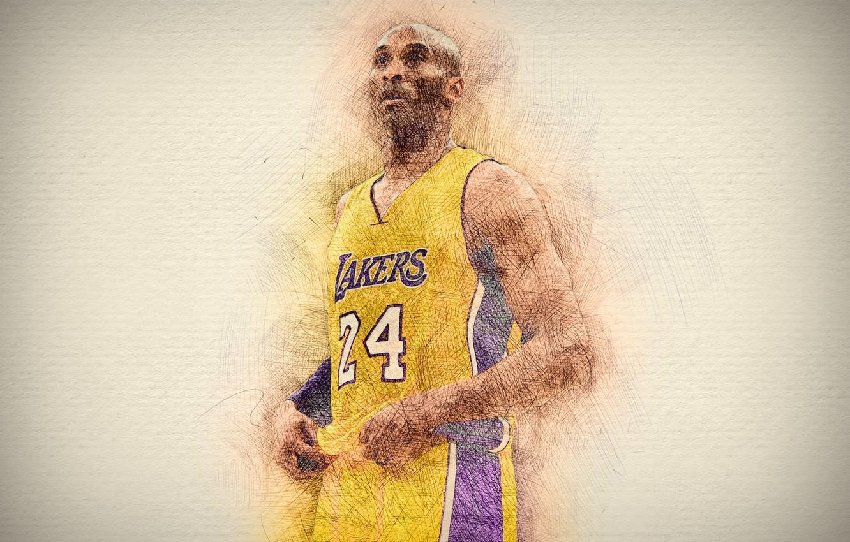 Фото обои Legend, NBA, Kobe Bryant, Basketball, Bryant, Kobe, American, Los Angeles Lakers, Black Mamba, Mamba