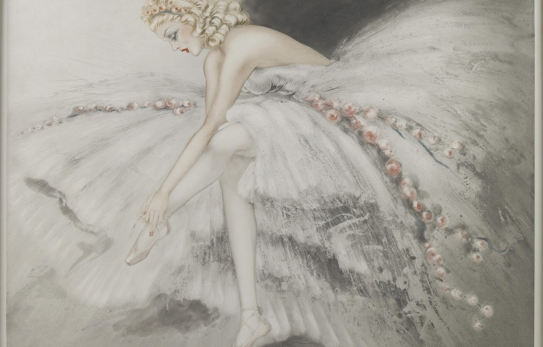Фото обои 1939, Louis Icart, Превосходная танцовщица