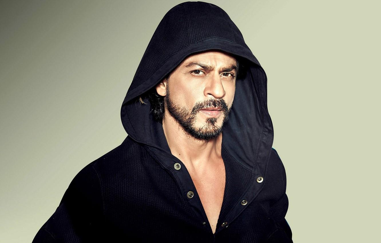 Фото обои капюшон, индийский актёр, боливуд, Shahrukh Khan