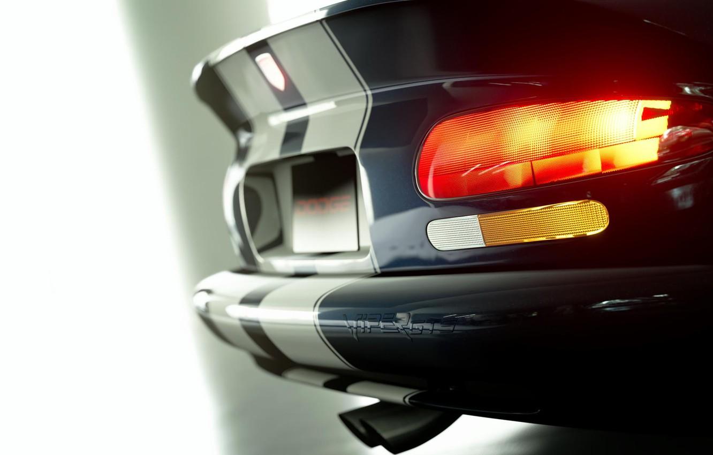 Фото обои Авто, Машины, Dodge, Dodge Viper, Gran Turismo Sport