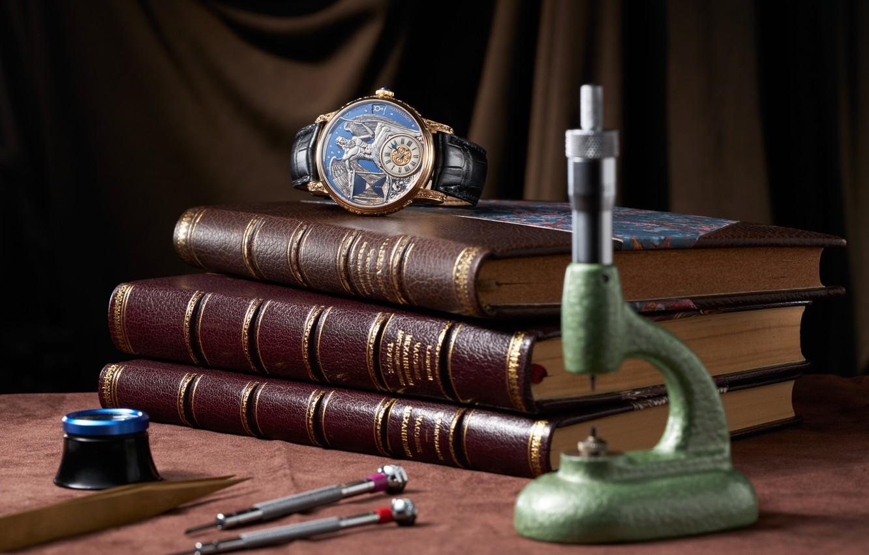 Фото обои Часы, наручные часы, Константин Чайкин, Konstantin Chaykin, carpe diem