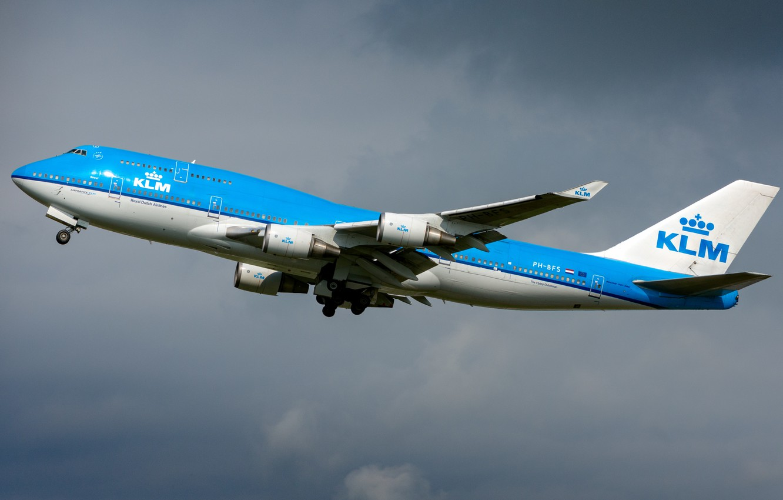 Обои boeing 747. Авиация foto 12