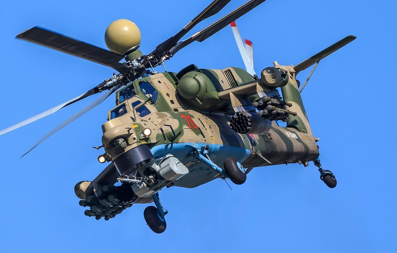 """Фото обои вертолет, ударный вертолёт, Ми-28НМ """"Ночной суперохотник"""", Ми-28НМ"""