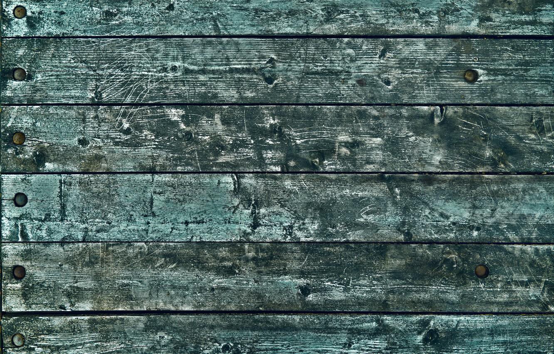 Фото обои доски, царапины, гвозди, деревянные