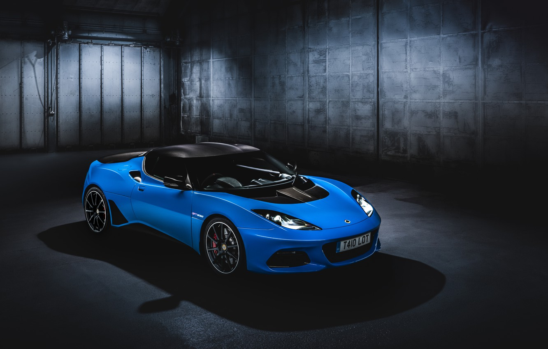 Фото обои Lotus, Evora, 2018-19, GT410 Sport
