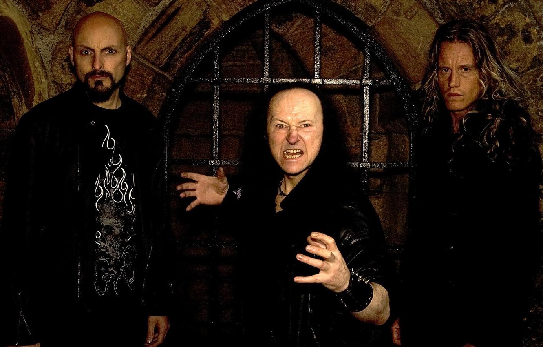 Фото обои Dante, band, black metal, Venom, Cronos, La Rage, Danny Needham, Conrad Lant, Stuart Dixon