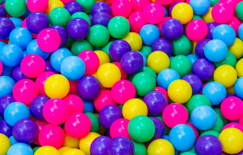 Фото обои шарики, фон, шары, яркие, цветные, colors, colorful, rainbow, balls, background