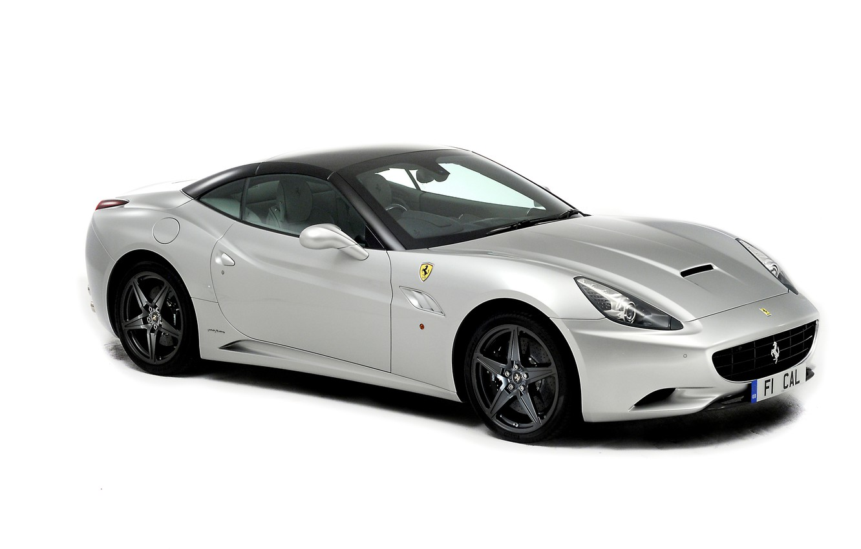 Фото обои Ferrari, родстер, California, UK-spec, тстстс, 2009–12