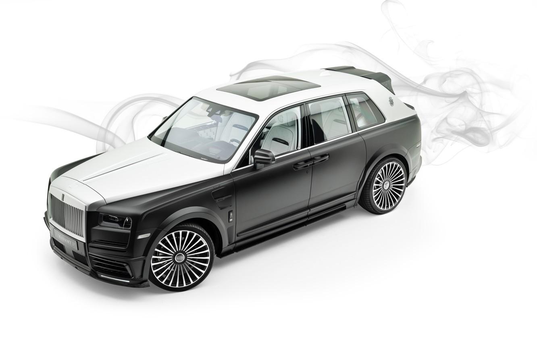 Фото обои Rolls Royce, Mansory, Billionaire, 2019