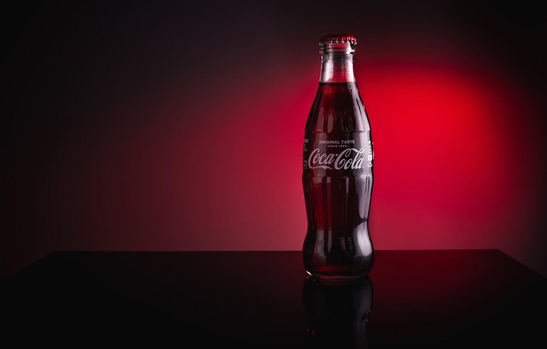 Фото обои Red, Coca-Cola, Drink