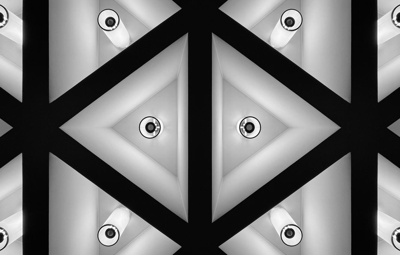 Фото обои фонари, потолок, Сергей Полетаев, Sergei Poletaev