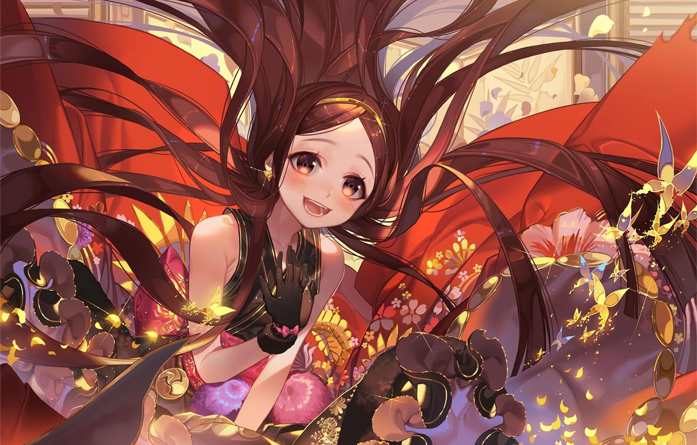 Фото обои девушка, волосы, Fate / Grand Order, Судьба великая кампания