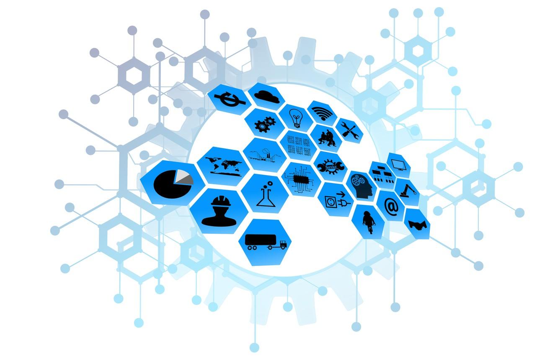 Фото обои сеть, промышленность, управление, инфраструктура