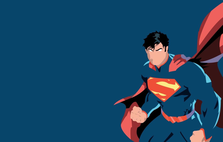 Фото обои эмблема, superman, плащ, супер, супермен, супергерой, super, hero, superhero