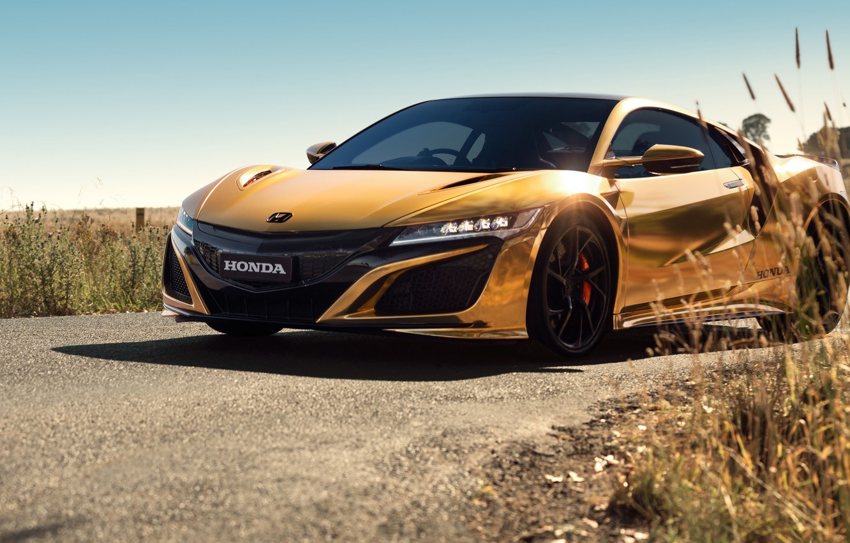 Фото обои Honda, NSX, Honda NSX, 2019, Honda NSX 50 Years in Australia 2019, 50 Years in …