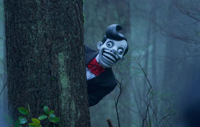 Фото обои кукла, маска, сериал, The X-Files, Секретные материалы